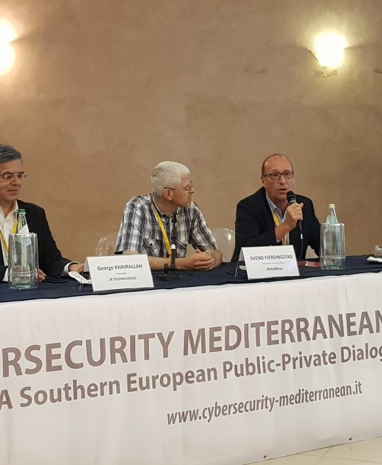 Cybersecurity Mediterranean Congress