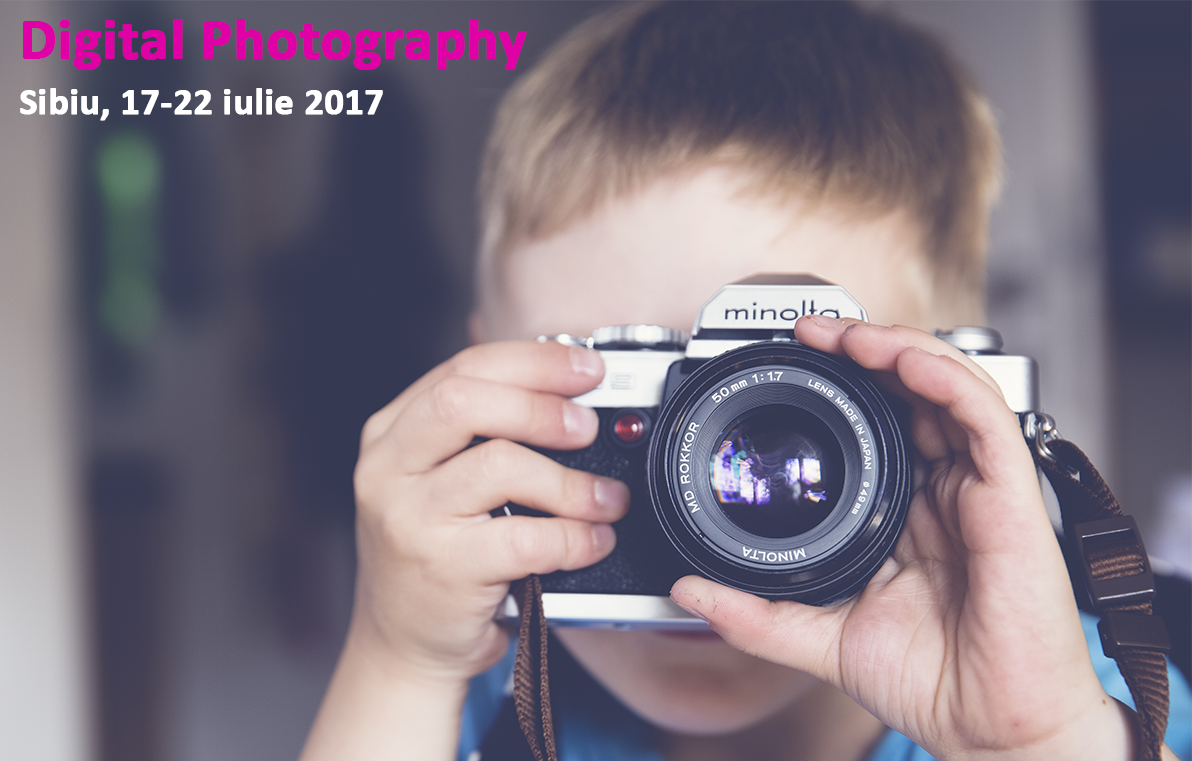 Summer School – Digital Photography