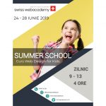 Summer School – Web Design