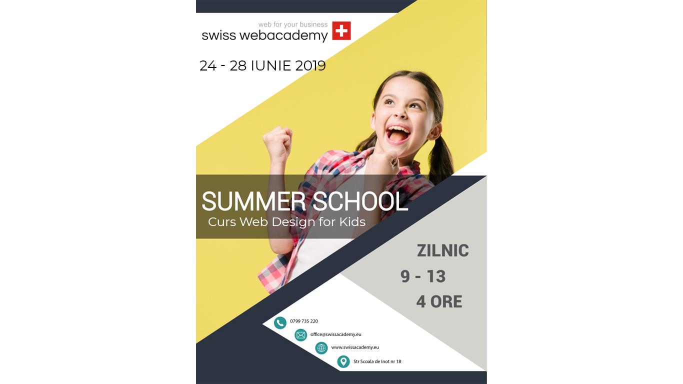 Summer School – Web Design