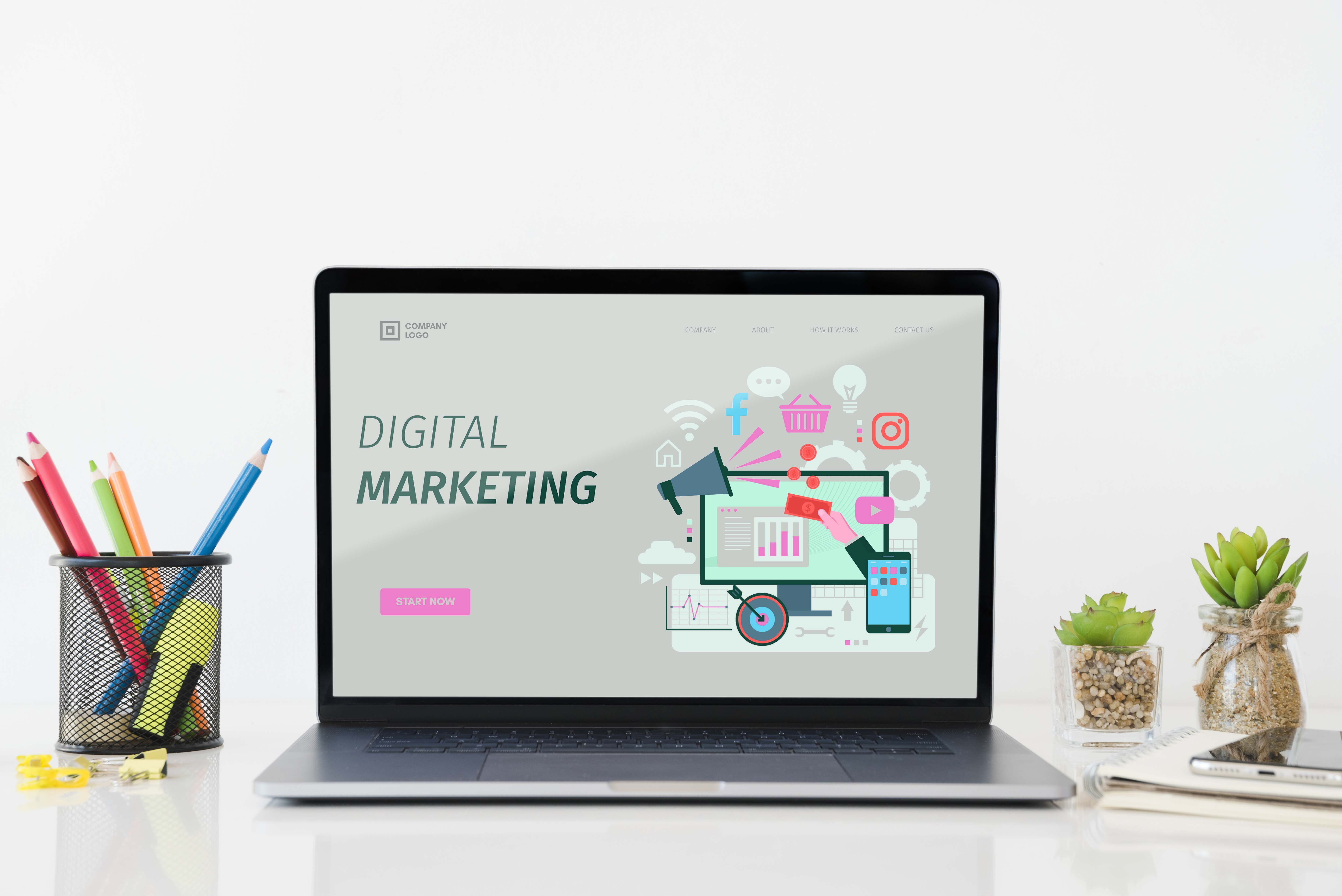 Digital Marketing for Business – din 15 februarie 2021